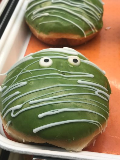 Krispy Kreme - Monster Mummy