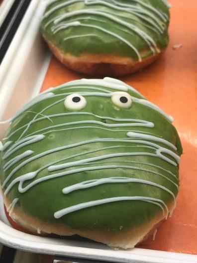 Krispy Kreme - Monster Mummy