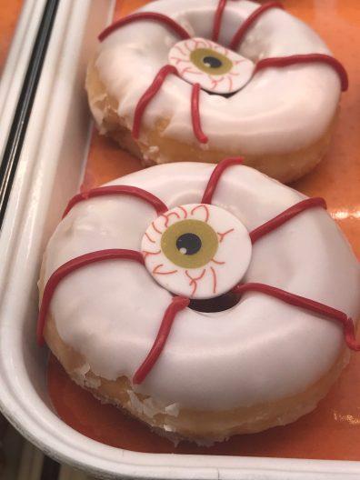 Krispy Kreme - Evil Eyeball