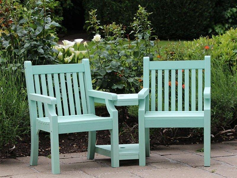 Garden Bench Love Seat