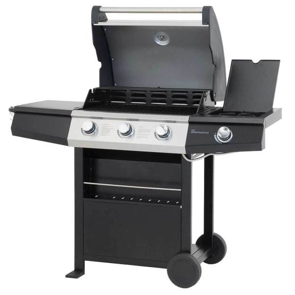 Stainless Steel BBQ Gas St. Vincent