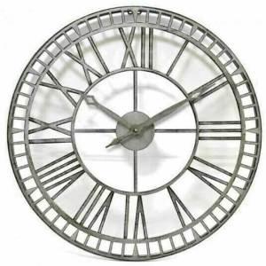 Garden Wall Clock Large