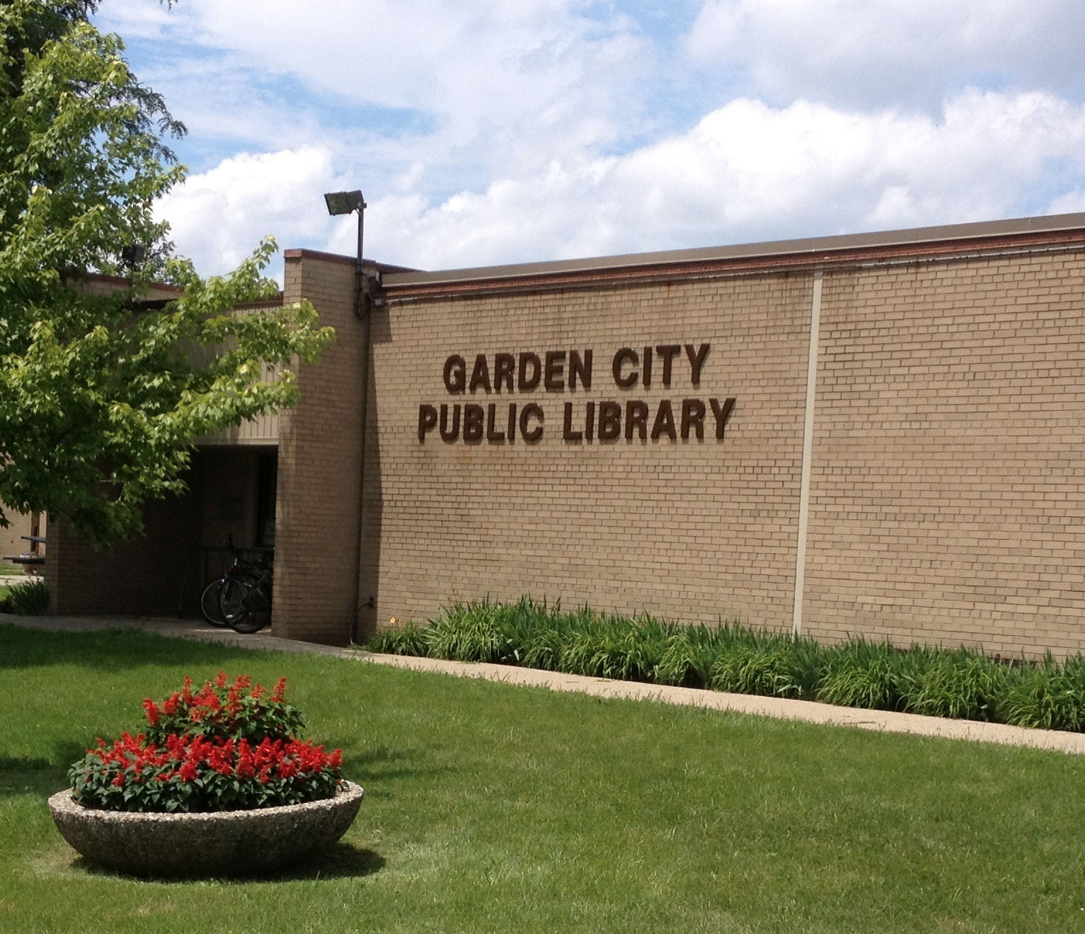 Mission & History - Garden City Public Library