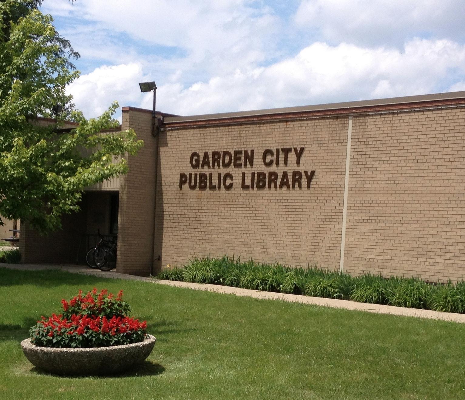 Calendar - Garden City Public Library