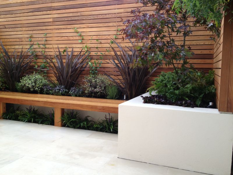Designing small gardens in London - 10 Tips for Success ... on Modern Small Patio Ideas id=94791