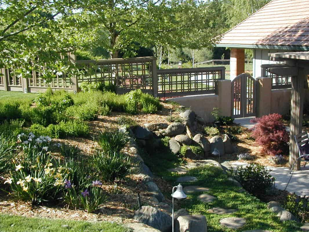 Meditation Garden - GardenCrafters on Meditation Patio Ideas  id=87535