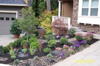 25+ Best Ideas About Small Front Yards On Pinterest | Front Flower inside Front Yard Landscaping Ideas For Small Yards