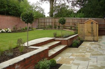 25+ Best Ideas About Sloping Garden On Pinterest | Sloped Garden with regard to Garden Ideas For Small Sloping Gardens