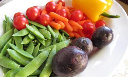 Double Fruits & Vegetables = Longer Life