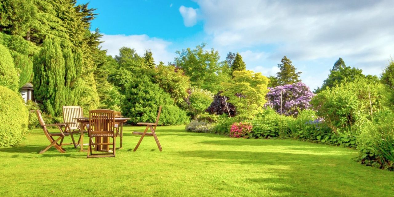 How UK Gardens have altered their appearance over the years