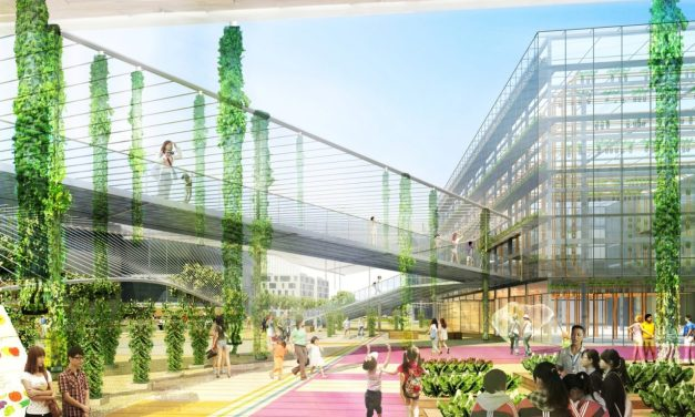 Huge Urban Farming Complex Coming to Shanghai