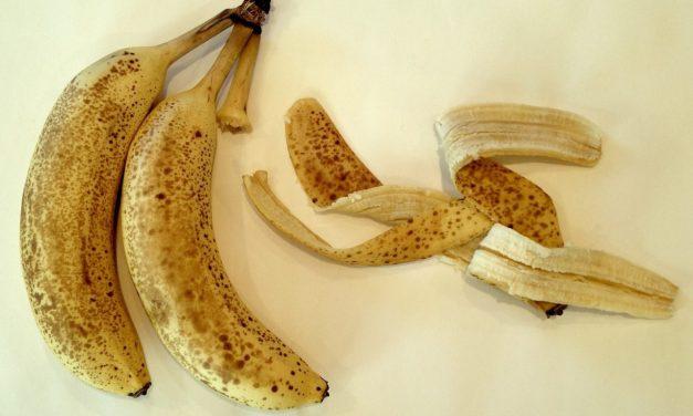 FYI: Banana Peel Fertilizer
