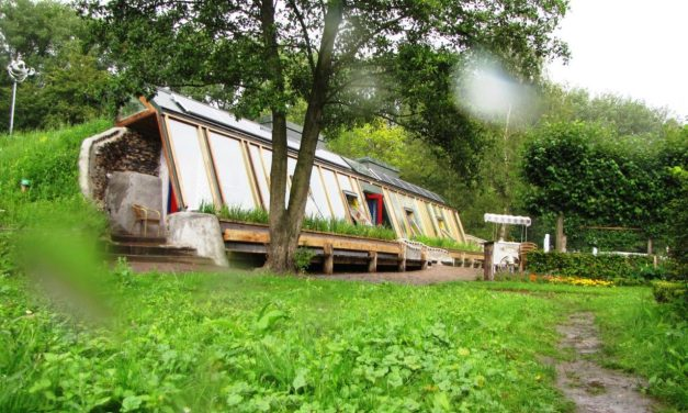The Earthship: Grounded Living