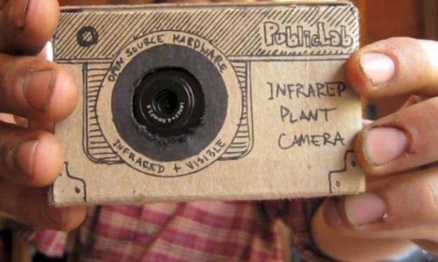 A Plant Health Camera
