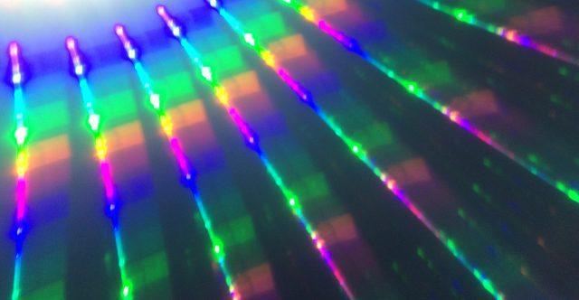 Spectroscope colors