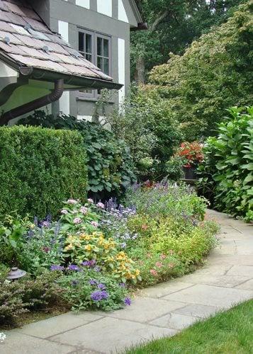 Cottage Garden Design Ideas | Garden Design on Cottage Patio Ideas id=33505