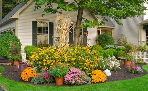 Fall Gardening Ideas | Garden Design on Landscape Design Ideas  id=53146
