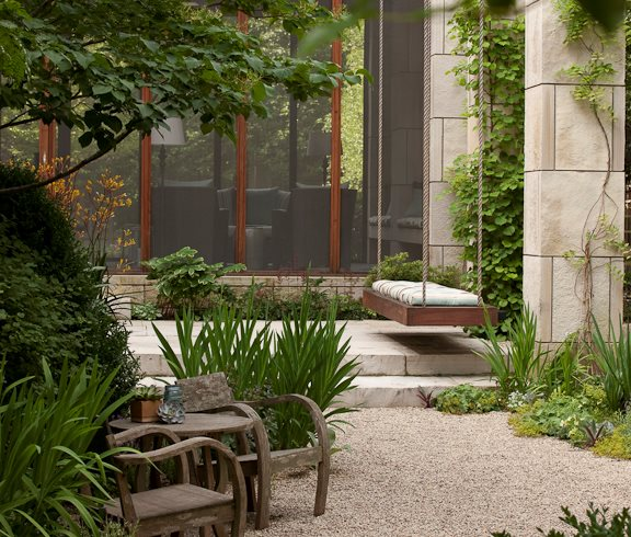 Hoerr Schaudt Garden in Chicago's Lincoln Park Hoerr Schaudt Chicago, IL