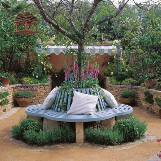 Tree Planting Ideas & Design Tips | Garden Design on Backyard Landscaping Ideas With Trees id=42743
