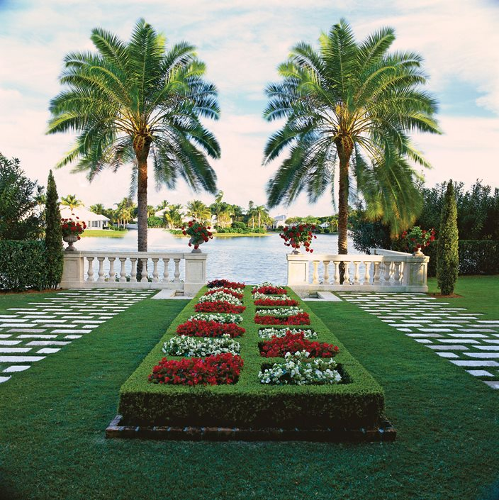 Top Uses of Palm Trees in Garden Design | Garden Design on Palm Tree Backyard Ideas id=89898
