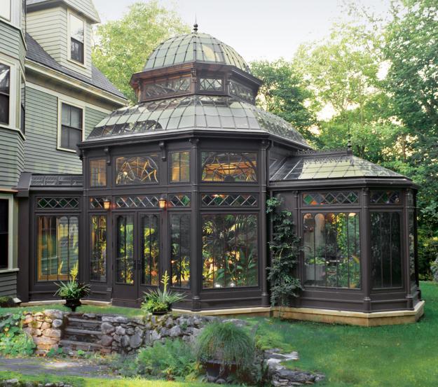 Tanglewood Conservatories Historic Replicas Garden Design