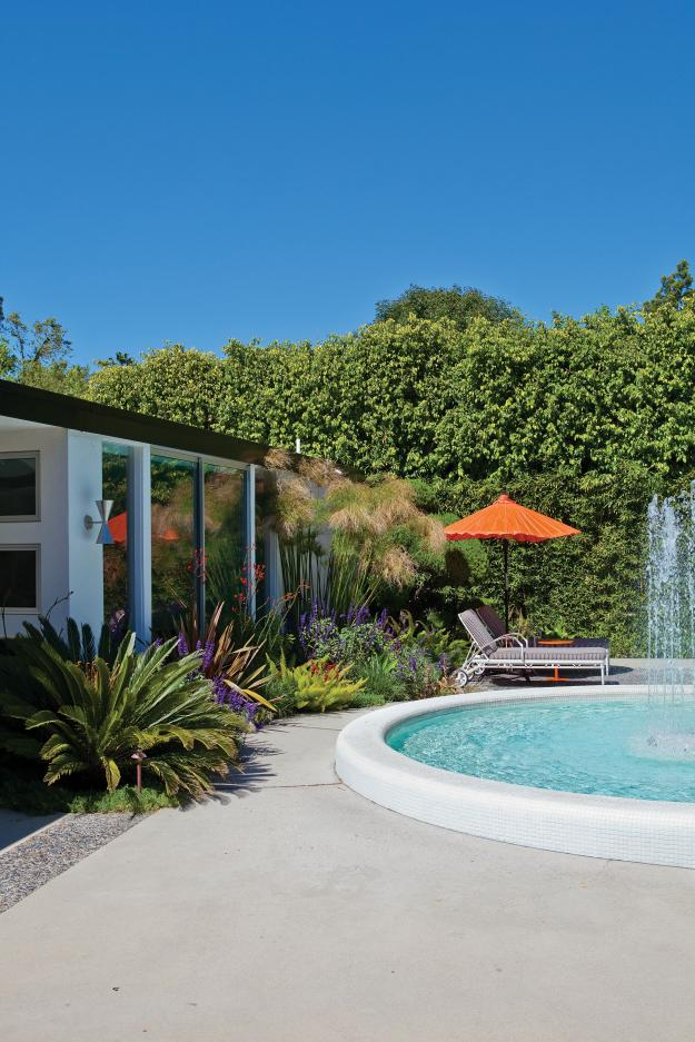 Beverly Hills Garden 1