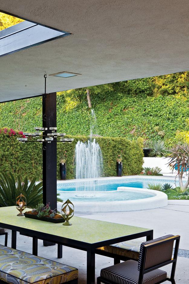 Beverly Hills Garden 4