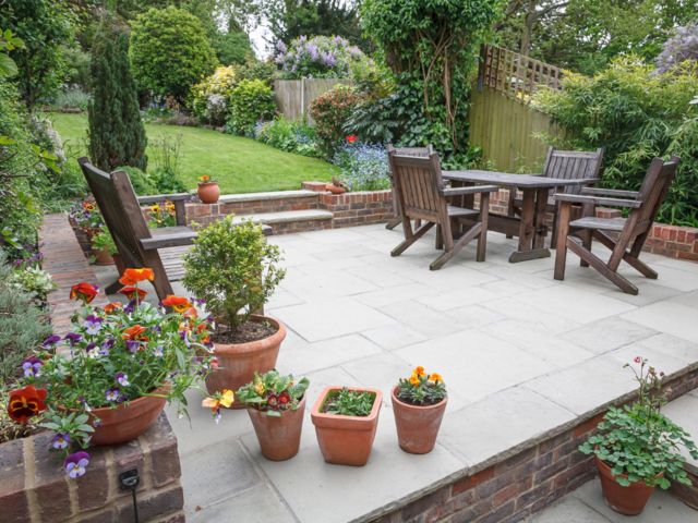 outdoor space and patio design ideas