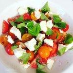 Homegrown Tomato Salad Recipe