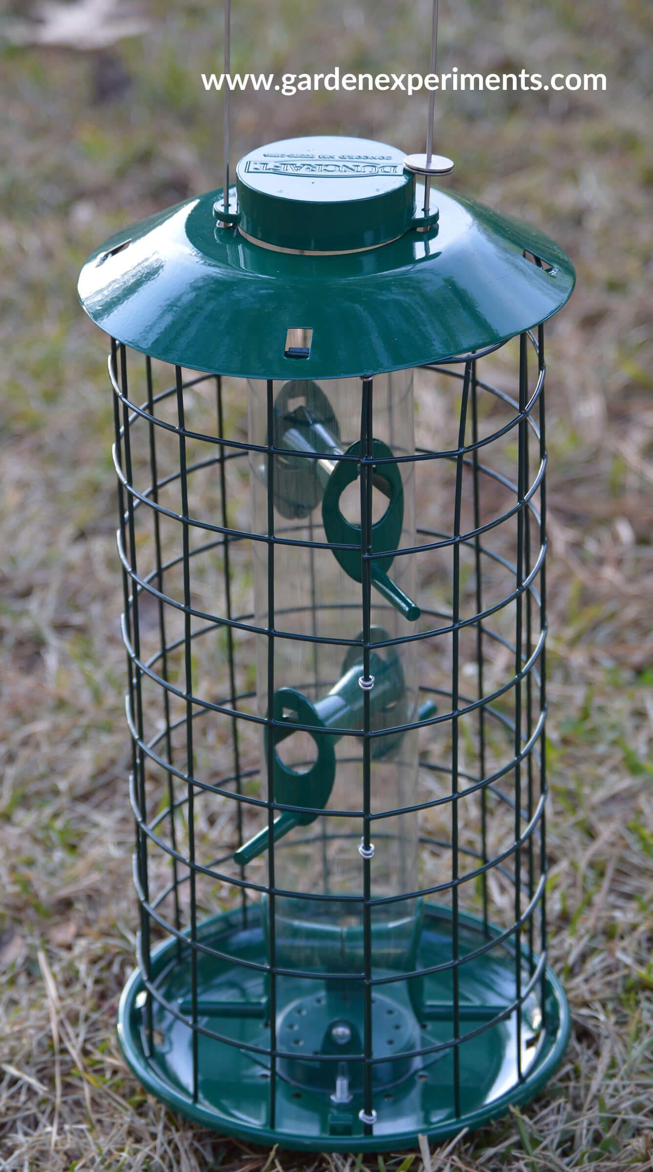 Duncraft Metal Haven Feeder: Bird Feeder Review