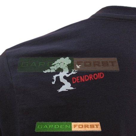 DENDROID T-SHIRT TREE CLIMBING