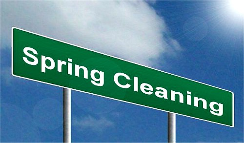Spring cleanup advice for your garden