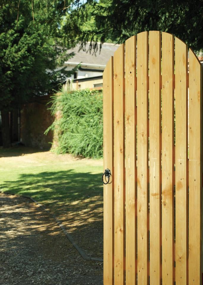 Dorset Arched Wooden Side Gate 6ft High Buy Dorset