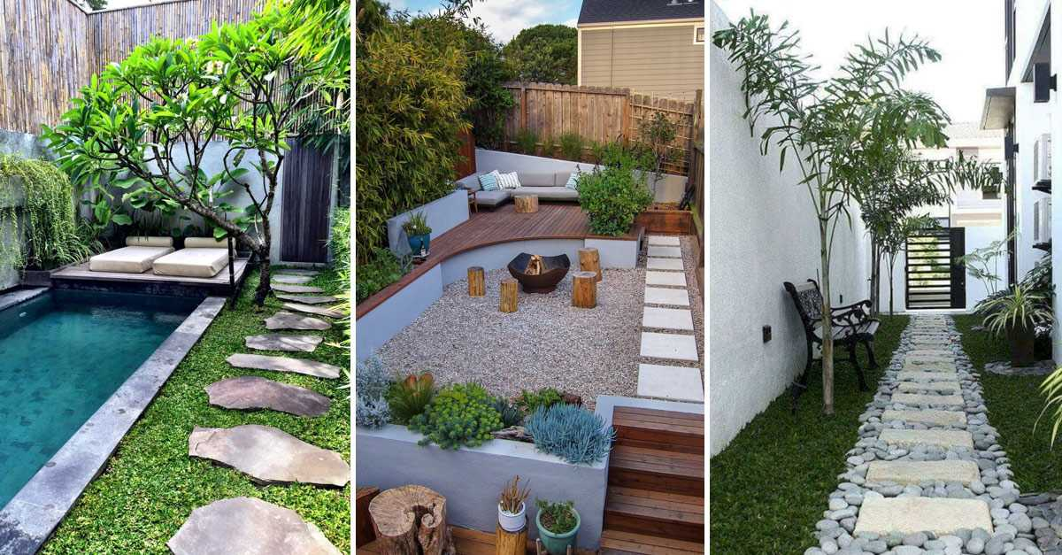 30 Perfect Small Backyard & Garden Design Ideas - Page 22 ... on Landscape Garden Designs For Small Gardens id=49836