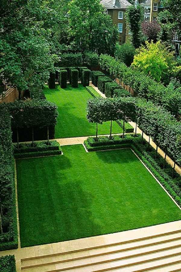 30 Collection of Backyard Landscaping Layout Design Ideas on Backyard Landscaping Ideas With Trees id=47962