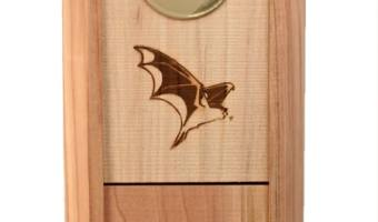 Bat Houses are Good for the Garden