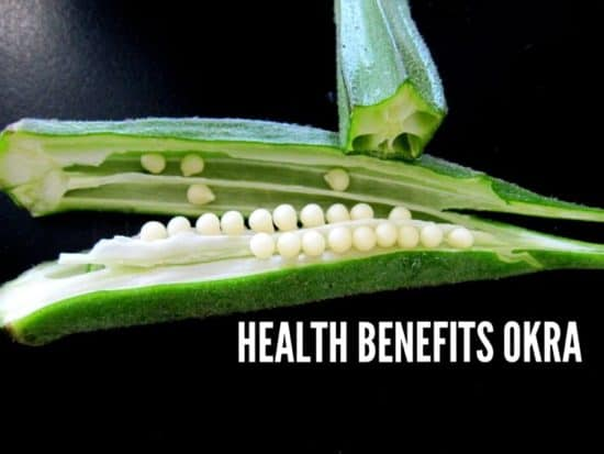 Okra Nutritional Health Benefits