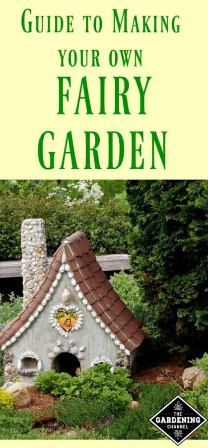 How To Make A Fairy Garden Gardening Channel