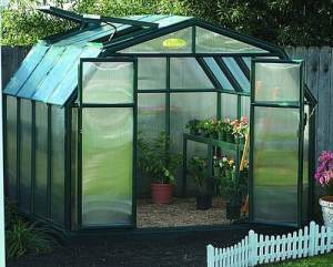 Greenhouse coverings