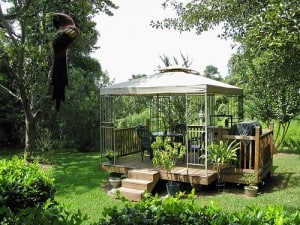 Creating Outdoor Spaces creating outdoor living spaces - gardening channel