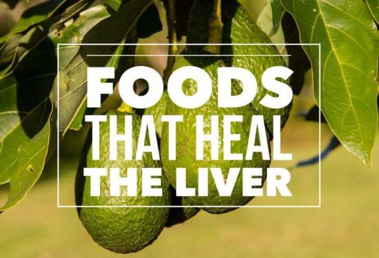 Liver Healing Foods