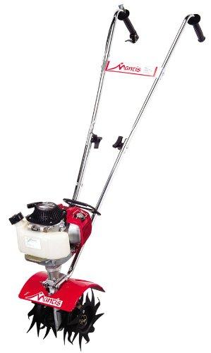 Mantis 4 stroke garden tiller with honda engine review