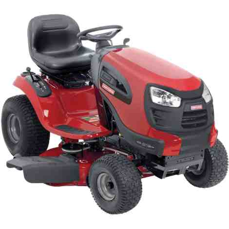 best sears craftsman riding lawnmower