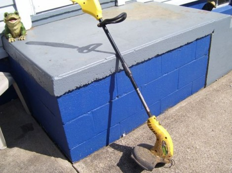 weedeater string trimmer 112C model electric