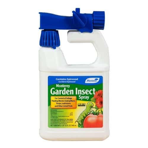spinosad organic pest killer for gardens