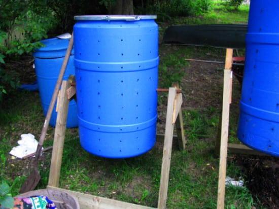 Barrol compost bin