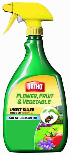 Ortho Flower, Fruit, and Vegetable Insect Killer for aphid control