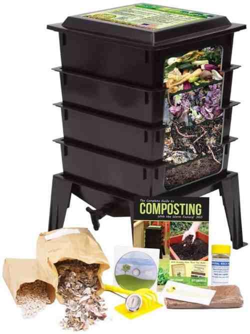 Worm Factory Compost Bin