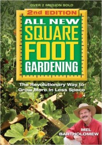 Best gardening books square foot gardening