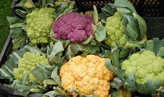 types of broccoflower and how to grow